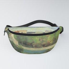"""Paul Gauguin - The Market Gardens of Vaugirard """"Les Maraîchers de Vaugirard"""" (1879) Fanny Pack"""