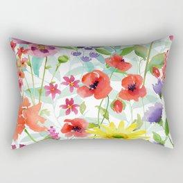Sweetness florals Rectangular Pillow