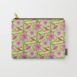 Eyelillies Carry-All Pouch