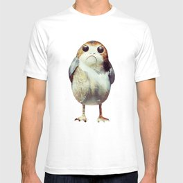 Porg on Ahch-To T-shirt