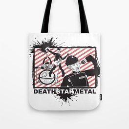 DEATHSTARMETAL Tote Bag