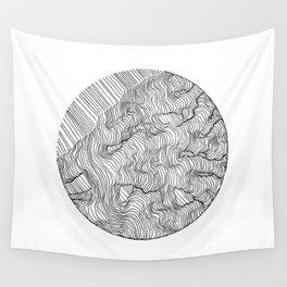Vertigo Adrift (Vector) Wall Tapestry