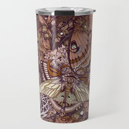 Transarctiinae Travel Mug