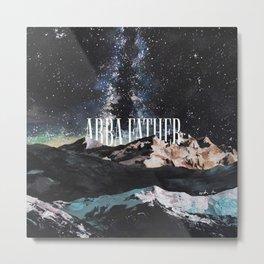 Abba Father ver. 2 Metal Print