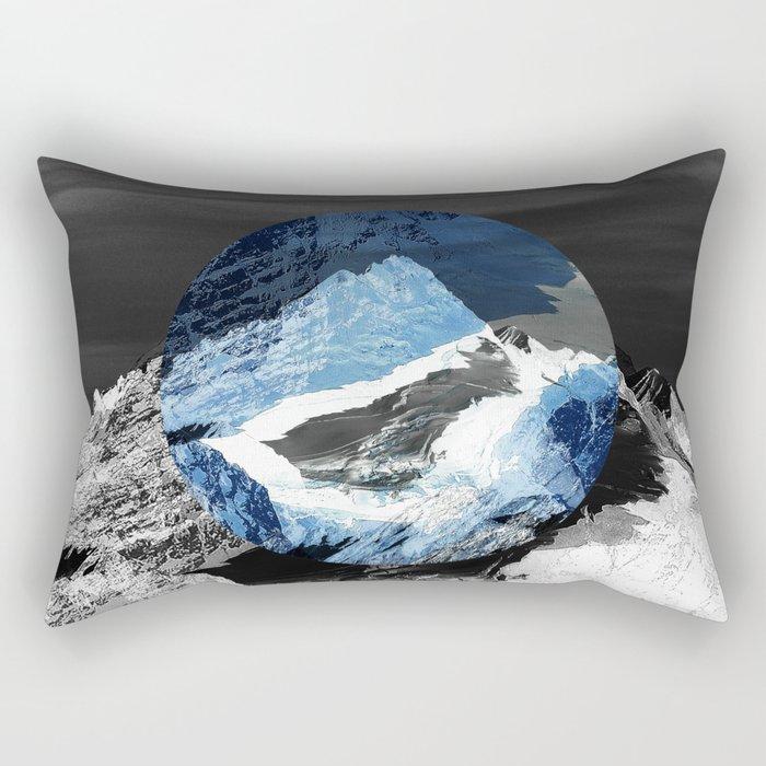 Lost mountain Rectangular Pillow