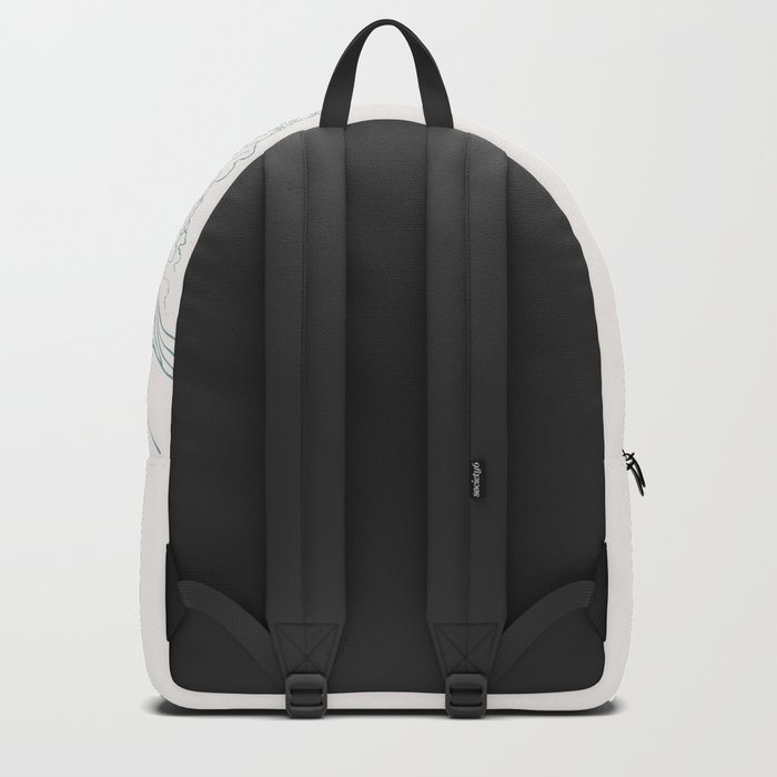 To The Ocean Backpack