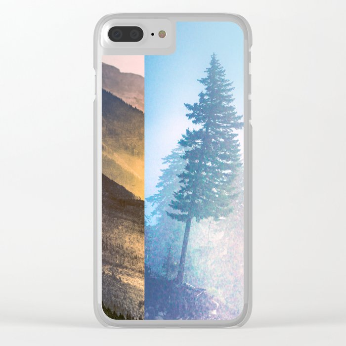 Wildfire Clear iPhone Case