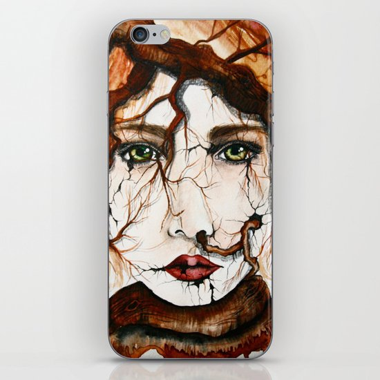 Revange iPhone & iPod Skin