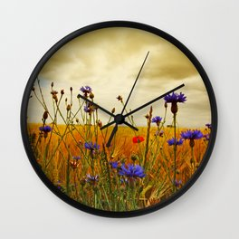Summefield Impressions Wall Clock