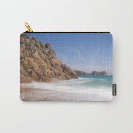 Sunny Beach Carry-All Pouch