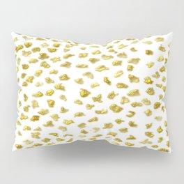 Gold Nuggets Pillow Sham