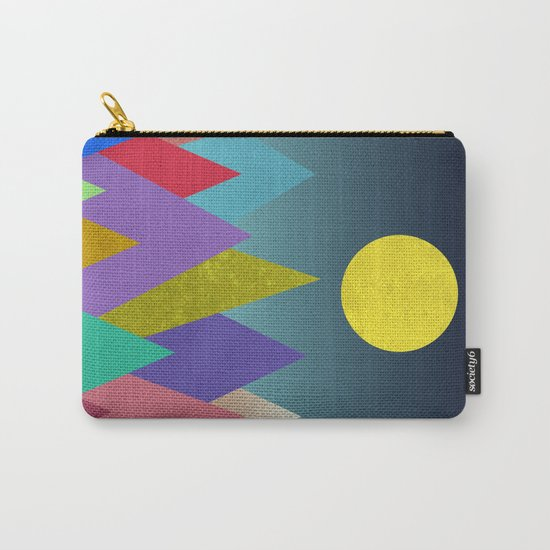 Abstract #443 Carry-All Pouch