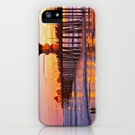 HB Sunset Picture Takers iPhone Case