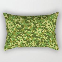 Flecktarn Jungle Camo Rectangular Pillow