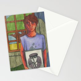 The End of the World Stationery Cards