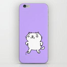 Cat Shuffle iPhone Skin