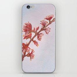 Almond Branch iPhone Skin