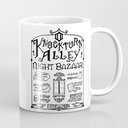Knockturn Alley Night Bazaar Coffee Mug