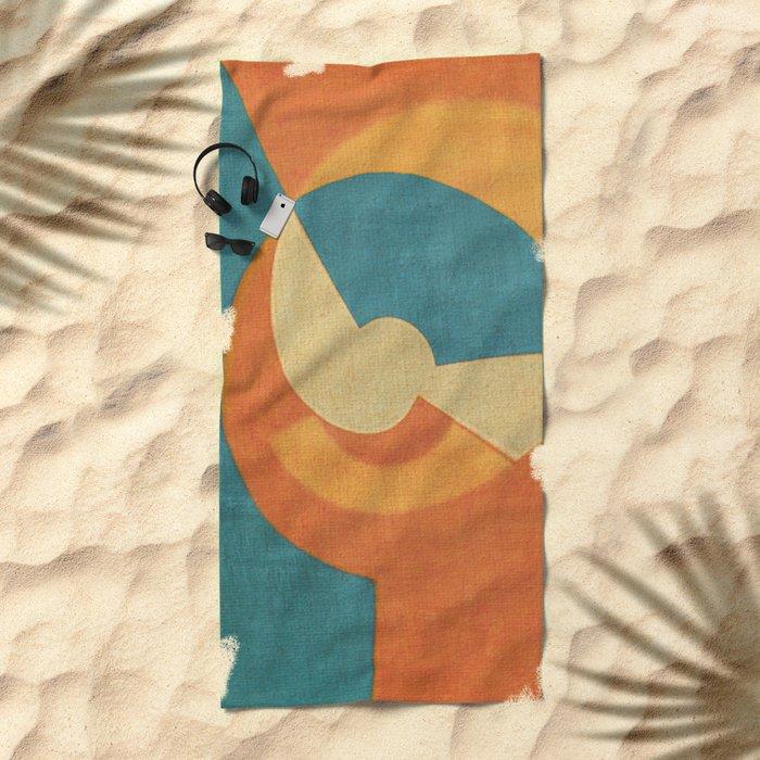 Oxum Beach Towel