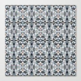 Aesthetics: abstract pattern Canvas Print