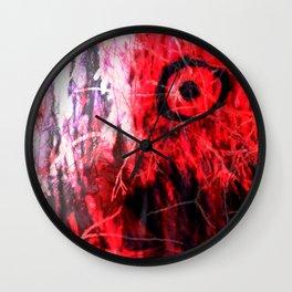 el Lobizon Wall Clock