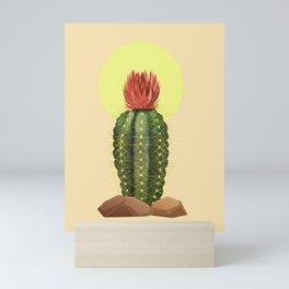Desert life 4 Mini Art Print