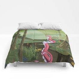 Swampy Monster Comforters