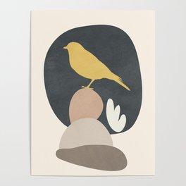 Cute Little Bird II Poster