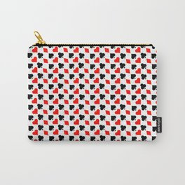 Playing cards pattern Carry-All Pouch