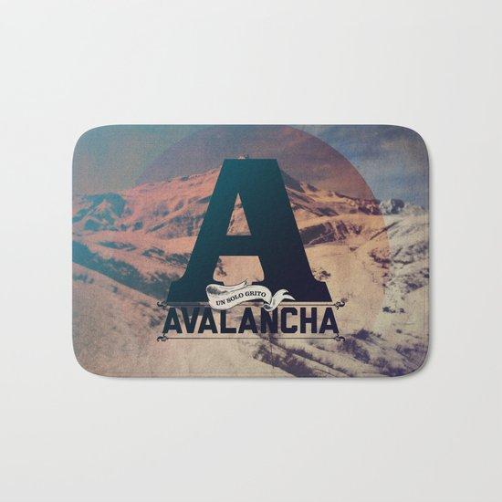AVALANCHA Bath Mat