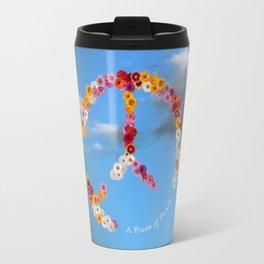 A Piece of Peace #2 Travel Mug