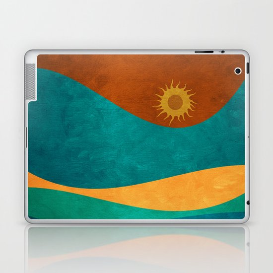color under the sun (II) Laptop & iPad Skin