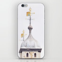 London Bell iPhone Skin