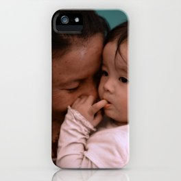 Mother-Daughter iPhone Case