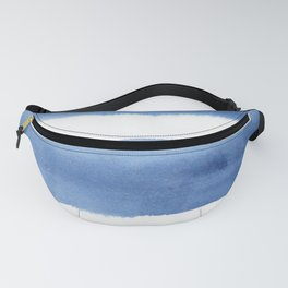 Blue Waves Fanny Pack