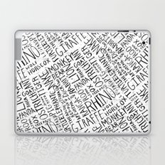 Animal Block Laptop & iPad Skin