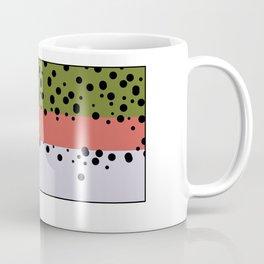 Montana Rainbow Trout Coffee Mug