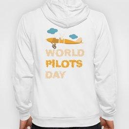 World Pilot Day Hoody