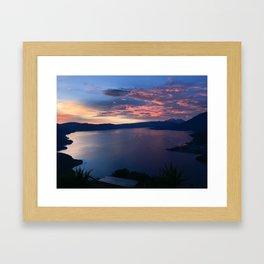 Atitlán II Framed Art Print