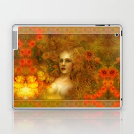 """Ofelita de Oro"" (From ""Death, Life, Hope"") Laptop & iPad Skin"