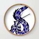Blue Twisted Dragon by danirose