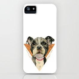 Puppy Eyes 5 iPhone Case