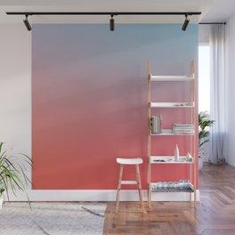 ALL GOOD THINGS - Minimal Plain Soft Mood Color Blend Prints Wall Mural