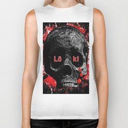 Blood Skull - LOKI Biker Tank