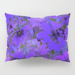 Heavenly Blue Garden Pillow Sham