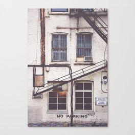 The Woodbine Canvas Print