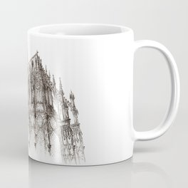 Cathedral ink Coffee Mug