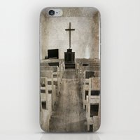 bible iPhone & iPod Skins featuring Bible Print by Gia Jury