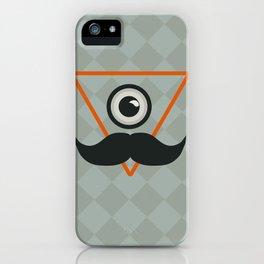 Io ti Guardo iPhone Case