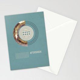 Aftershock Stationery Cards